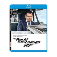 World Is Not Enough The On Blu-Ray With Pierce Brosnan - EE692807