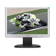 Hannsg HW173A 17 Inch Widescreen LCD TFT Monitor BLACK1440X900 8MS VGA - EE692868
