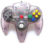 Nintendo 64 Controller Atomic Purple For N64 Remote - ZZ692871