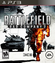 Battlefield Bad Company 2 For PlayStation 3 PS3 Shooter - EE692894