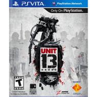 Unit 13 PlayStation Vita For Ps Vita Shooter - EE692911