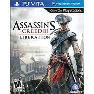Assassin's Creed III: Liberation For Ps Vita - EE692913