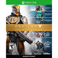 Destiny The Collection Standard Edition For Xbox One Shooter - EE692923