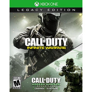 Call Of Duty: Infinite Warfare Legacy Edition For Xbox One COD Shooter - EE692937