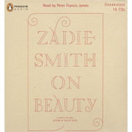 On Beauty By Zadie Peter Francis James Reader Smith On Audiobook CD By - EE692954