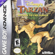 Tarzan: Return To The Jungle For GBA Gameboy Advance - EE692989
