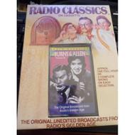 Radio Classics On Cassette Burns And Allen Volume III The Original - EE693036