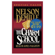 Charm School By Demille Nelson Naughton Jim Reader On Audio Cassette - EE693056