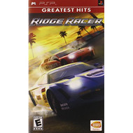 Ridge Racer Sony For PSP UMD Racing With Manual and Case - EE693085