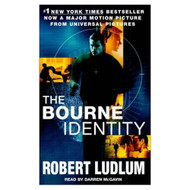 The Bourne Identity By Ludlum Robert Mcgavin Darren Reader On Audio - EE693096