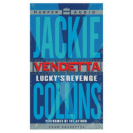 Vendetta: Lucky's Revenge By Jackie Collins On Audio Cassette - EE693102