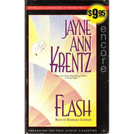 Flash By Jayne Ann Krentz Barbara Garrick Reader On Audio Cassette - EE693115