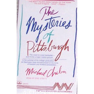 Mysteries Of Pittsburgh By Chabon On Audio Cassette - EE693123