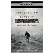 The English Patient By Ondaatje Michael York Michael Reader On Audio - EE693137