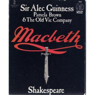 Macbeth By William Shakespeare Alec Guinness Narrator On Audio - EE693148