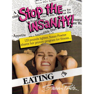 Eating Stop The Insanity! Box Set By Susan Powter On Audio Cassette - EE693160