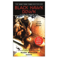 Black Hawk Down By Mark Bowden On Audio Cassette - EE693177