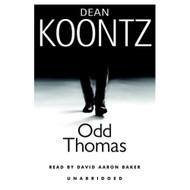 Odd Thomas By Koontz Dean Baker David Aaron On Audio Cassette - EE693189