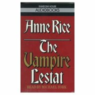 The Vampire Lestat By Rice Anne York Michael Reader On Audio Cassette - EE693206