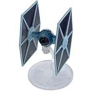 Hot Wheels Star Wars Rogue One Starship Vehicle Tie Fighter Blue Toy - EE693216