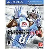Madden NFL 13 PlayStation Vita For Ps Vita Football - ZZ693217