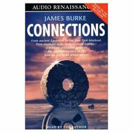 Connections By Burke James Burke James Reader On Audio Cassette - EE693225