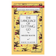 The Language Of Letting Go By Melody Beattie On Audio Cassette - EE693231