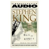 Bag Of Bones By King Stephen King Stephen Reader On Audio Cassette - EE693272