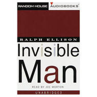 Invisible Man: A Novel By Morton Joe Ellison Ralph Reader On Audio - EE693283
