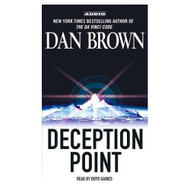 Deception Point By Brown Dan Gaines Boyd Reader On Audio Cassette - EE693294