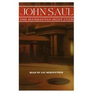 The Manhattan Hunt Club By Saul John Meriwether Lee Reader On Audio - EE693298