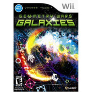 Geometry Wars: Galaxies For Wii Arcade With Manual and Case - EE693299