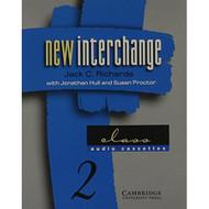 New Interchange Class Audio Cassettes 2: English For International - EE693338