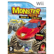 Monster 4X4 World Circuit For Wii - EE693385