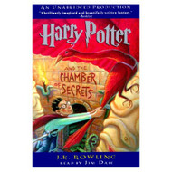 Harry Potter And The Chamber Of Secrets Book 2 By Jk Rowling Jim Dale - EE693393