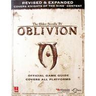 Elder Scrolls IV: Oblivion Official Game Guide Covers All Platforms: - EE693394