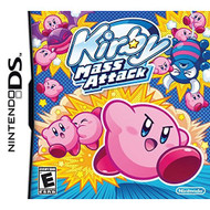 Kirby Mass Attack For Nintendo DS DSi 3DS 2DS - EE693402