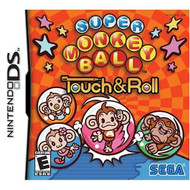 Super Monkey Ball Touch And Roll For Nintendo DS DSi 3DS 2DS - EE693403