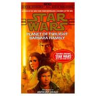 Star Wars: Planet Of Twilight Au Star Wars By Hambly Barbara Heald - EE693439