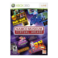 Namco Museum Virtual Arcade For Xbox 360 Board Games - EE693482
