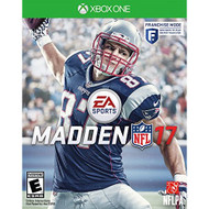 Madden NFL 17 Standard Edition For Xbox One Football - EE693500