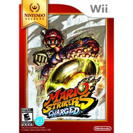 Mario Strikers Charged Nintendo Selects For Wii Soccer With Manual And - EE693514
