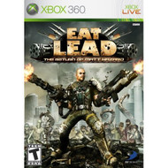 Eat Lead: The Return Of Matt Hazard For Xbox 360 Shooter - EE693590