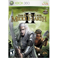 The Lord Of The Rings: The Battle For Middle-Earth II For Xbox 360 - EE693592