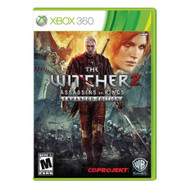 The Witcher 2: Assassins Of Kings Enhanced Edition For Xbox 360 - EE693608