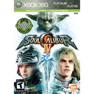 Soul Calibur IV For Xbox 360 Fighting - EE693632
