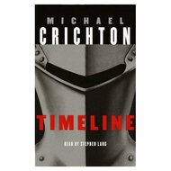 Timeline By Crichton Michael Lang Stephen Reader On Audio Cassette - EE693649