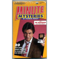 Minute Mysteries By Fraley Patrick Mantegna Joe Reader On Audio - EE693659