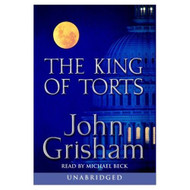 The King Of Torts By Grisham John Beck Michael Reader On Audio - EE693666