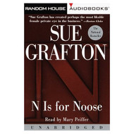 N Is For Noose By Sue Grafton On Audio Cassette - EE693696